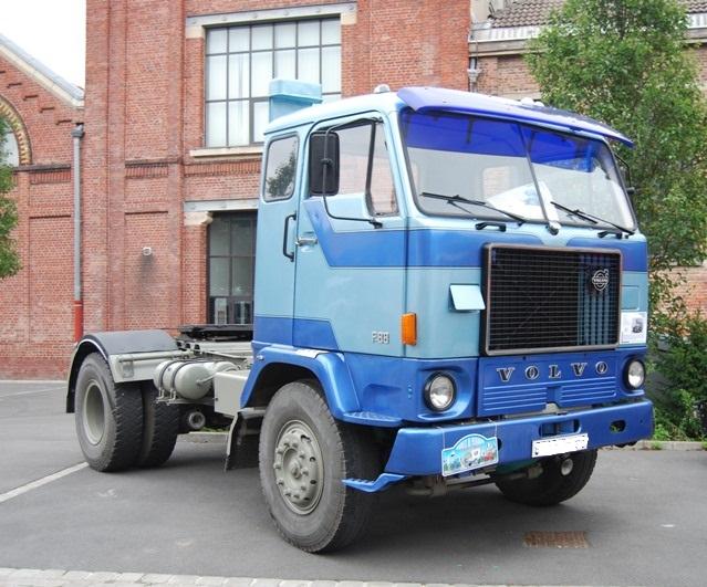 VOLVO F88 Tracteur de 1975
