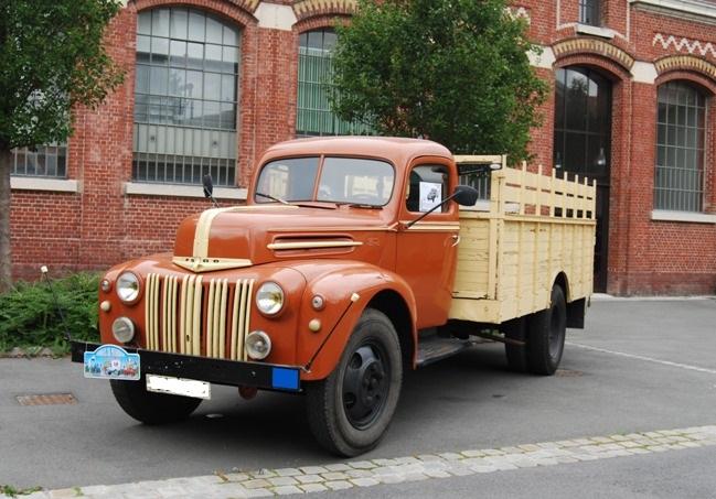 FORD C598T Canada de 1948