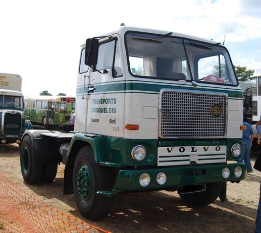 Volvo F88 tracteur de 1968