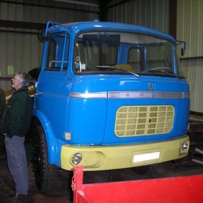 BERLIET TBK 6 tracteur de 1960