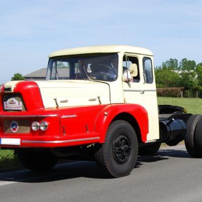 UNIC ZU122 Izoard tracteur de 1962