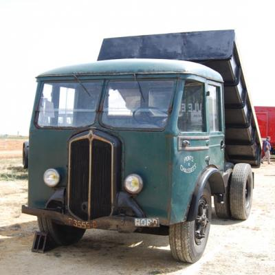 Renault ABDF1 à benne Marrel de 1935