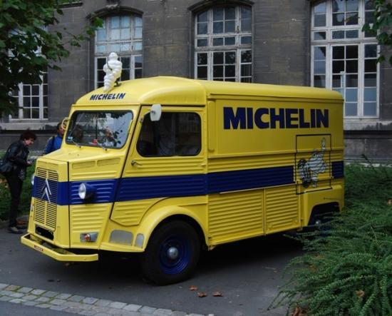 CITROEN Type HY Michelin de 1983