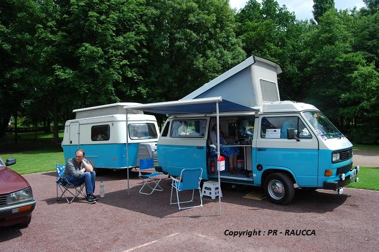 Volkswagen transporteur & caravane 1987