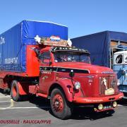 Volvo 165HP & remorque Titan
