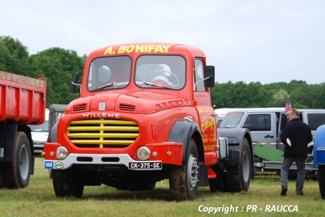 Willème transports Bonifay